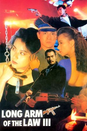 Long Arm of the Law III film poster