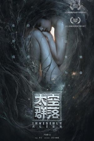 Invisible Alien film poster