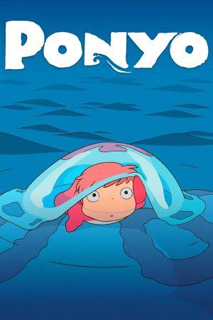Ponyo film poster