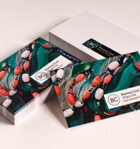 Business Cards 450gsm Matt Lamination