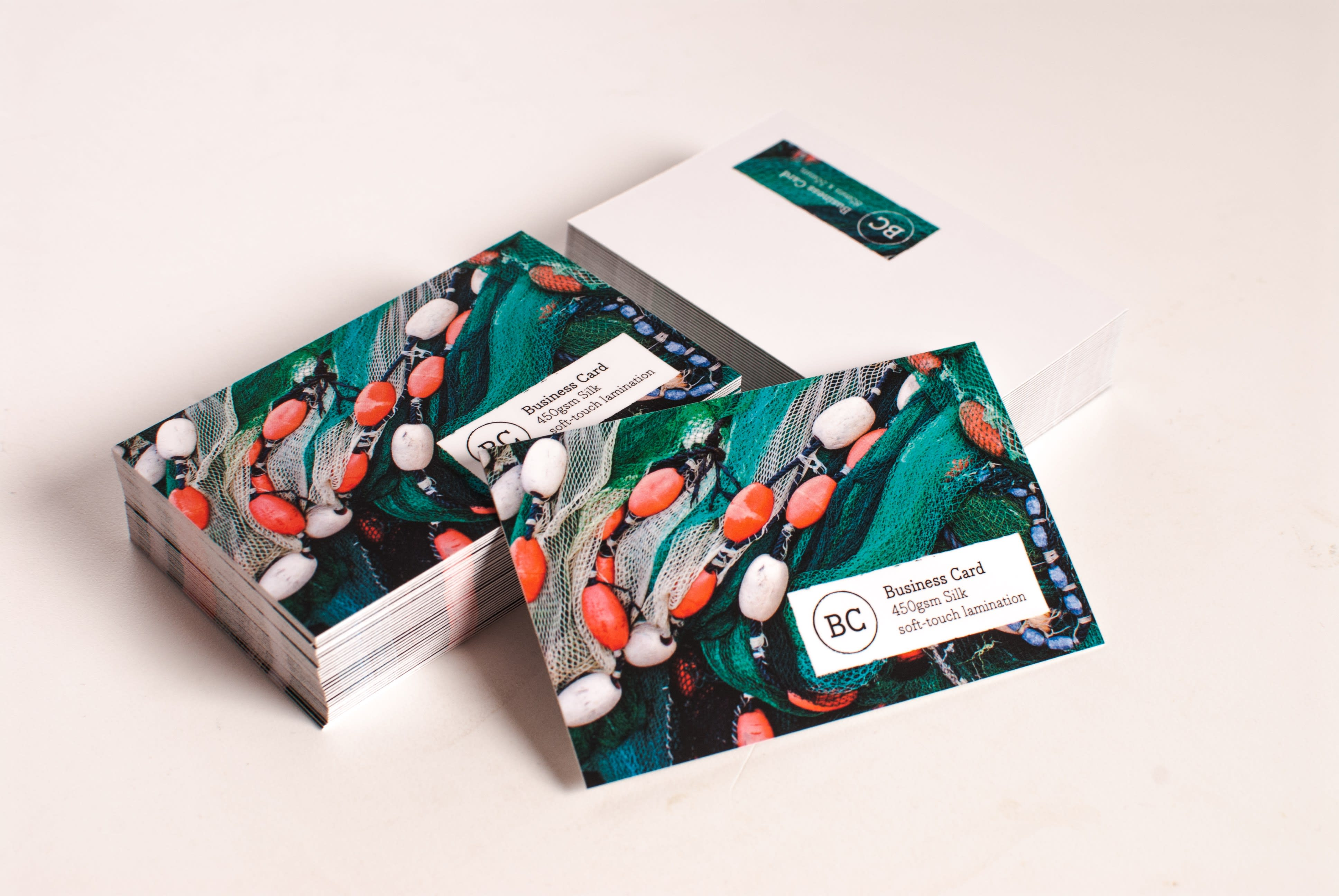 Business Cards 450gsm Soft touch Lamination
