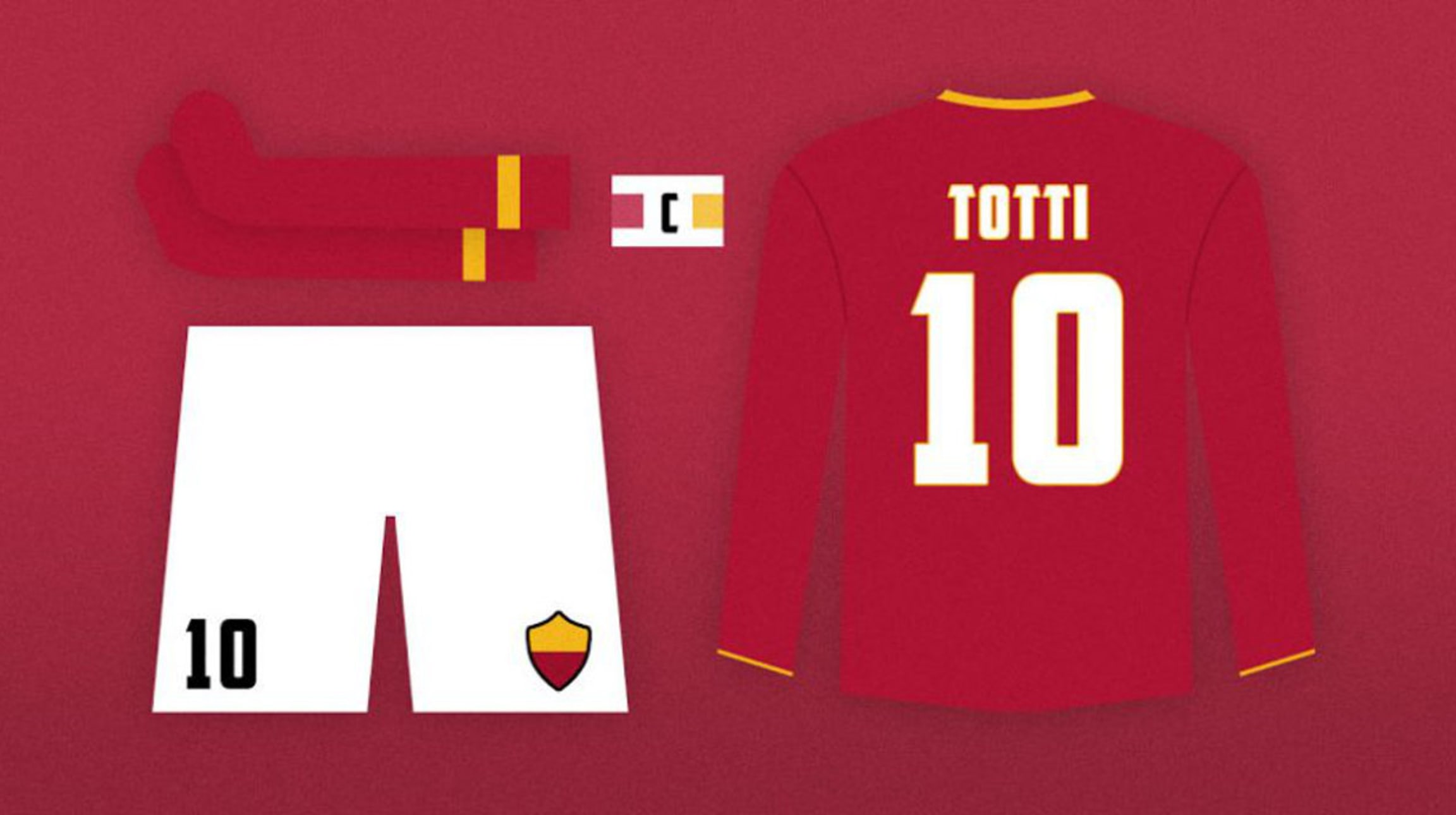 Opinion: A title would be the perfect Hollywood ending for Totti