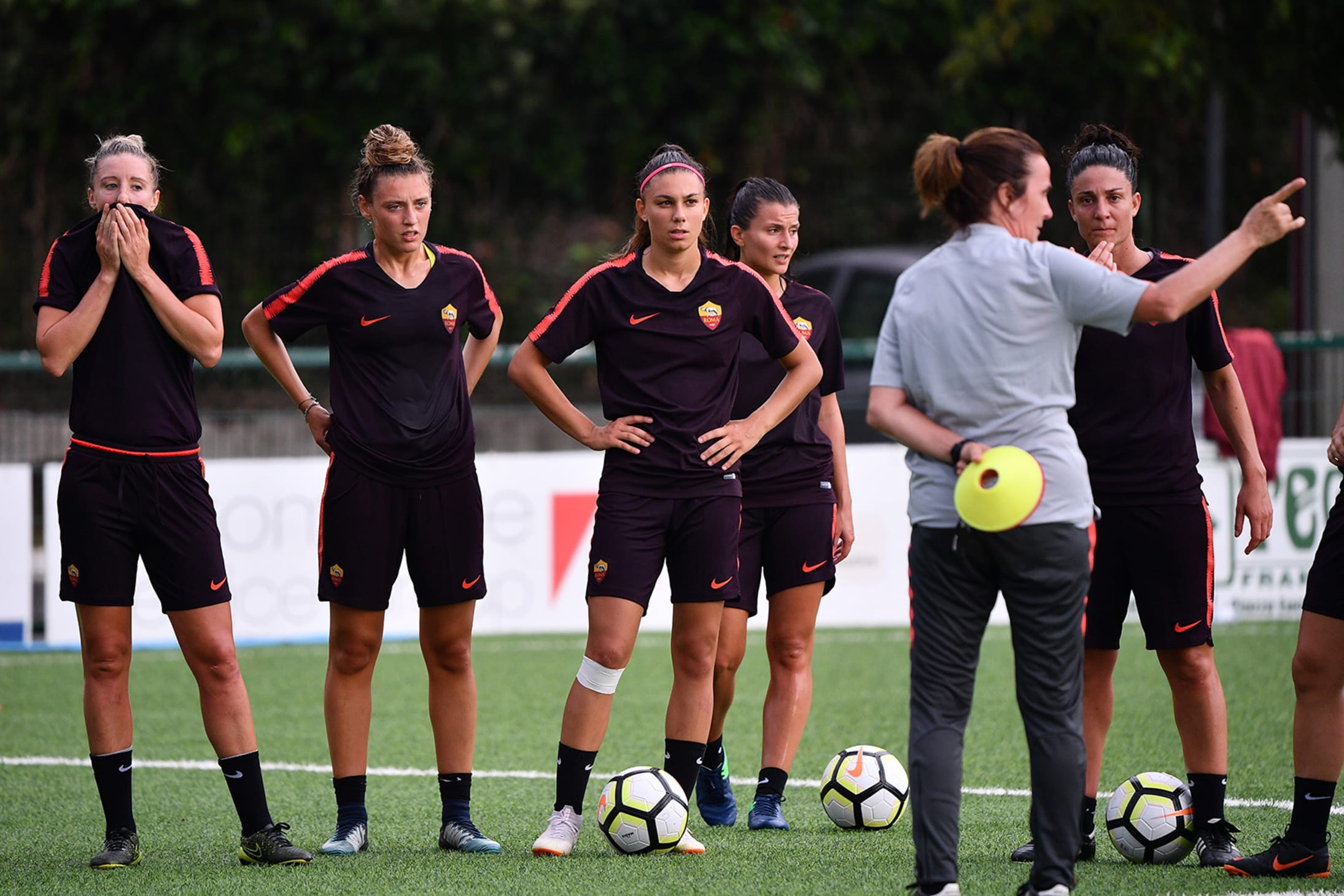 Asroma Calendario.As Roma Femminile
