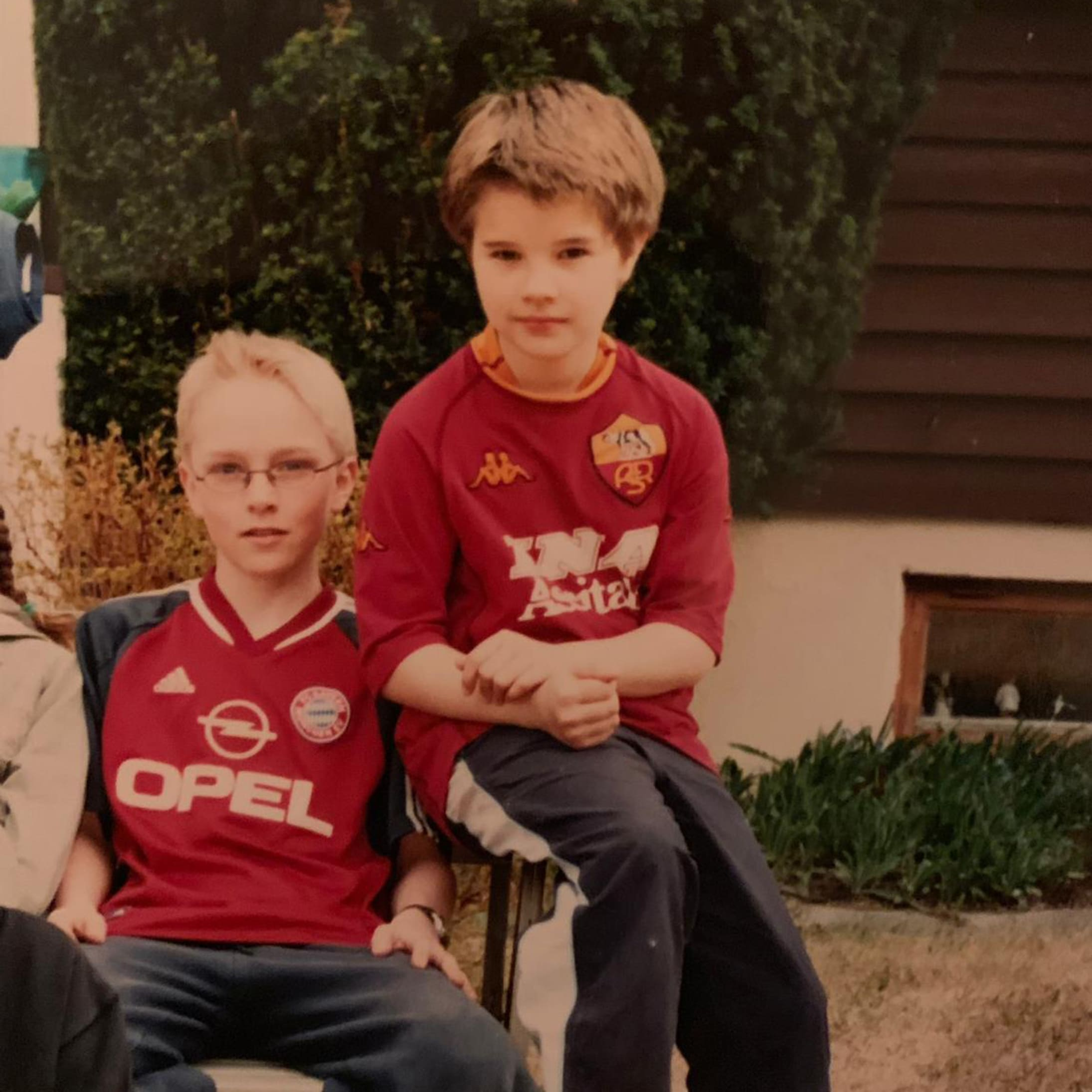 Hegerberg: I've loved Roma since I was a kid