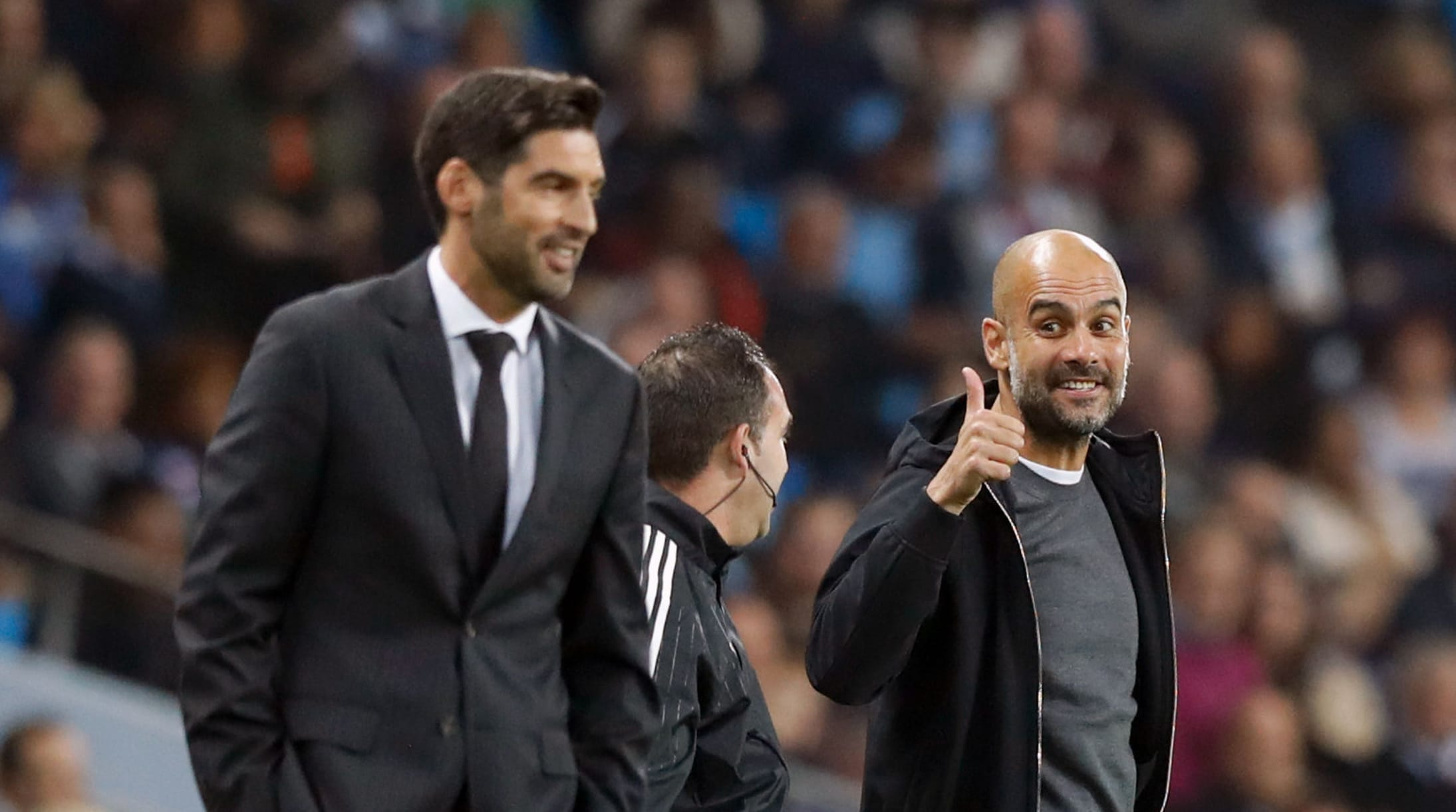 Image result for guardiola fonseca 2018