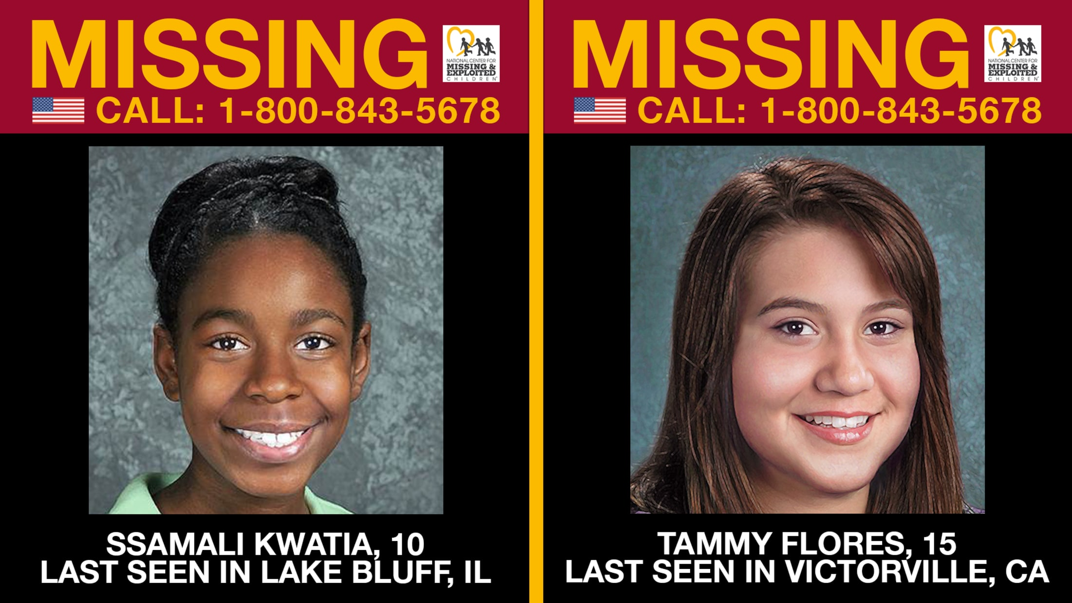 AS Roma Missing Children Social Campaign