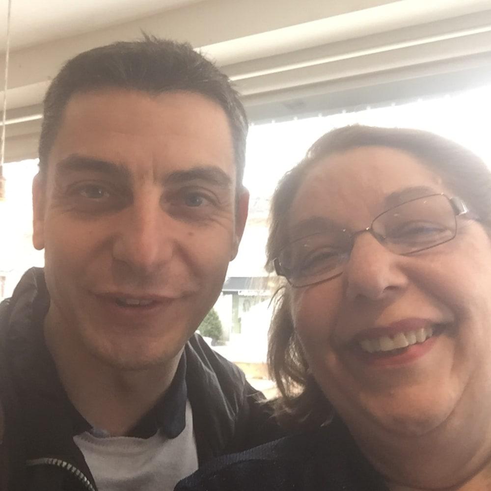 Louise Desjardins & Emmanuel Napolitano