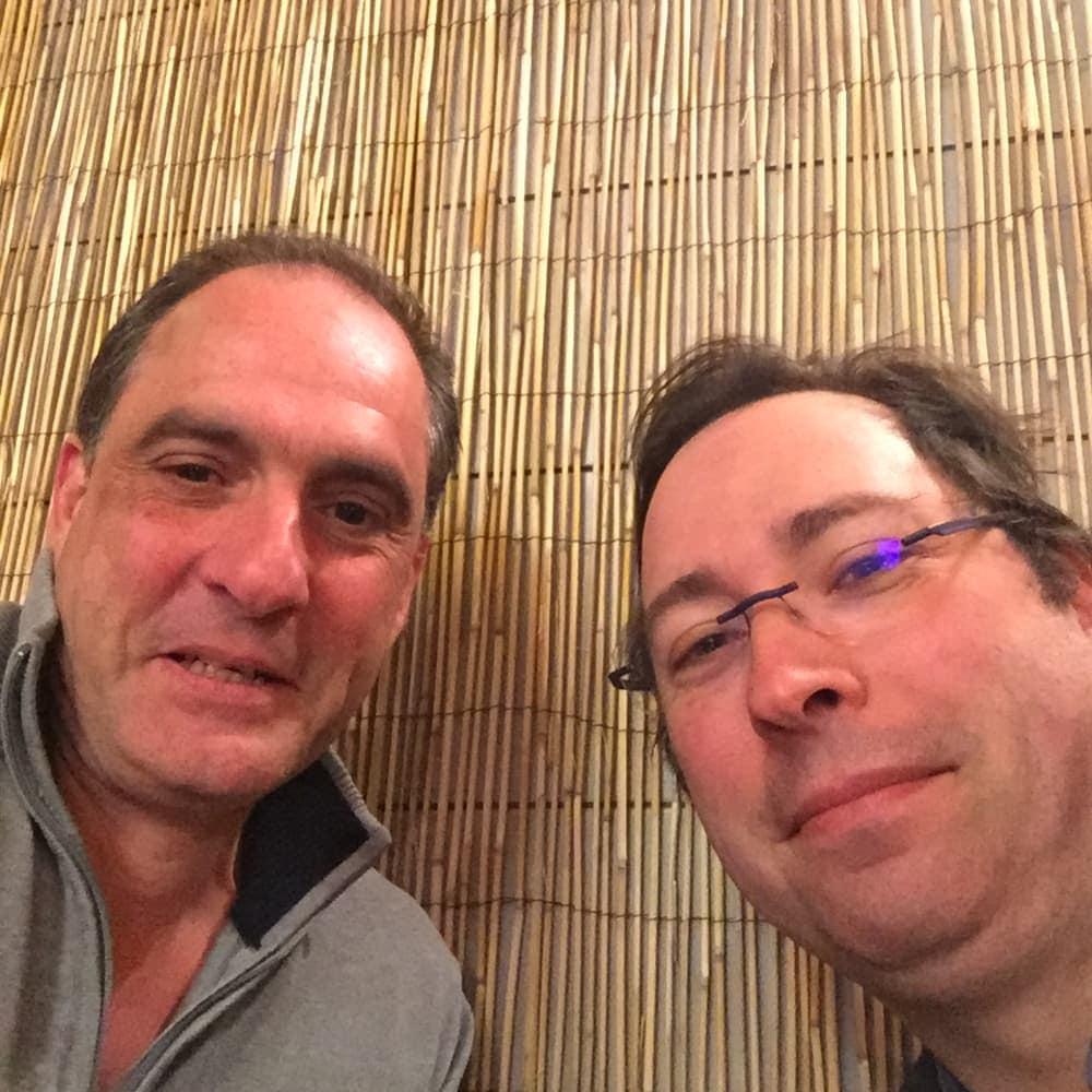 Stéphane Néreau & Mehdi OUDGHIRI