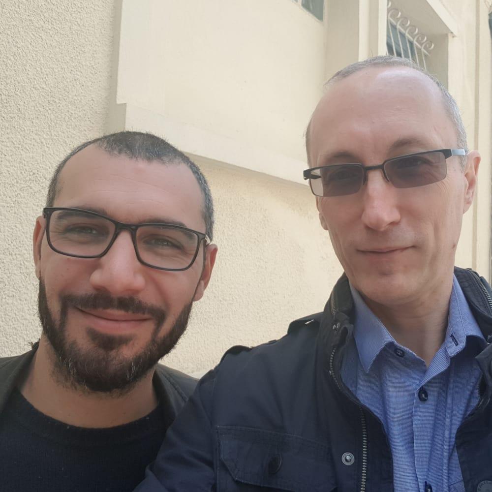 Stéphane Jambu & Xavier Blandin