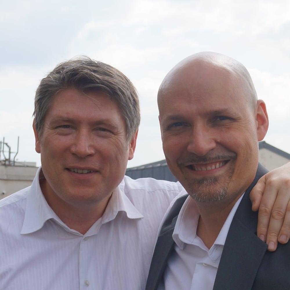 Gilles BOYER & Yann Rousselot-Pailley