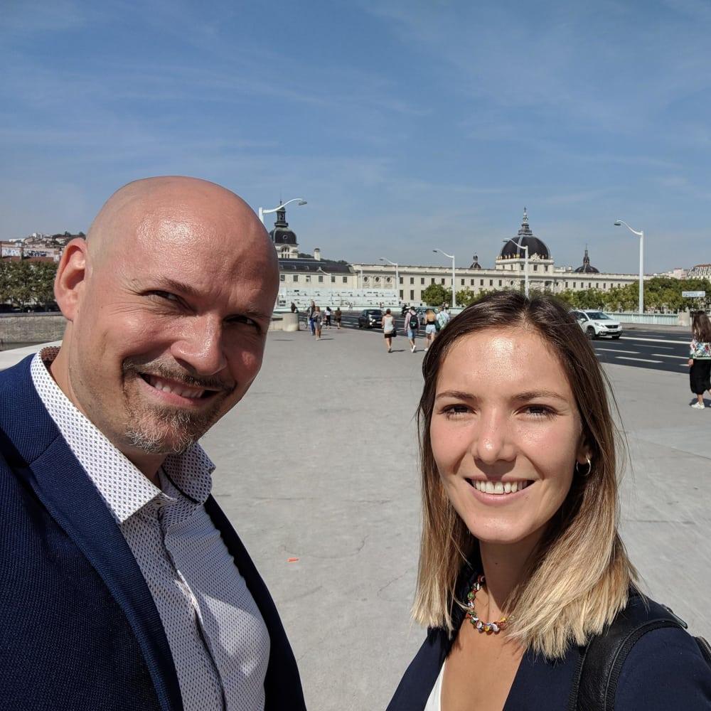 Emilie DONADON & Yann Rousselot-Pailley