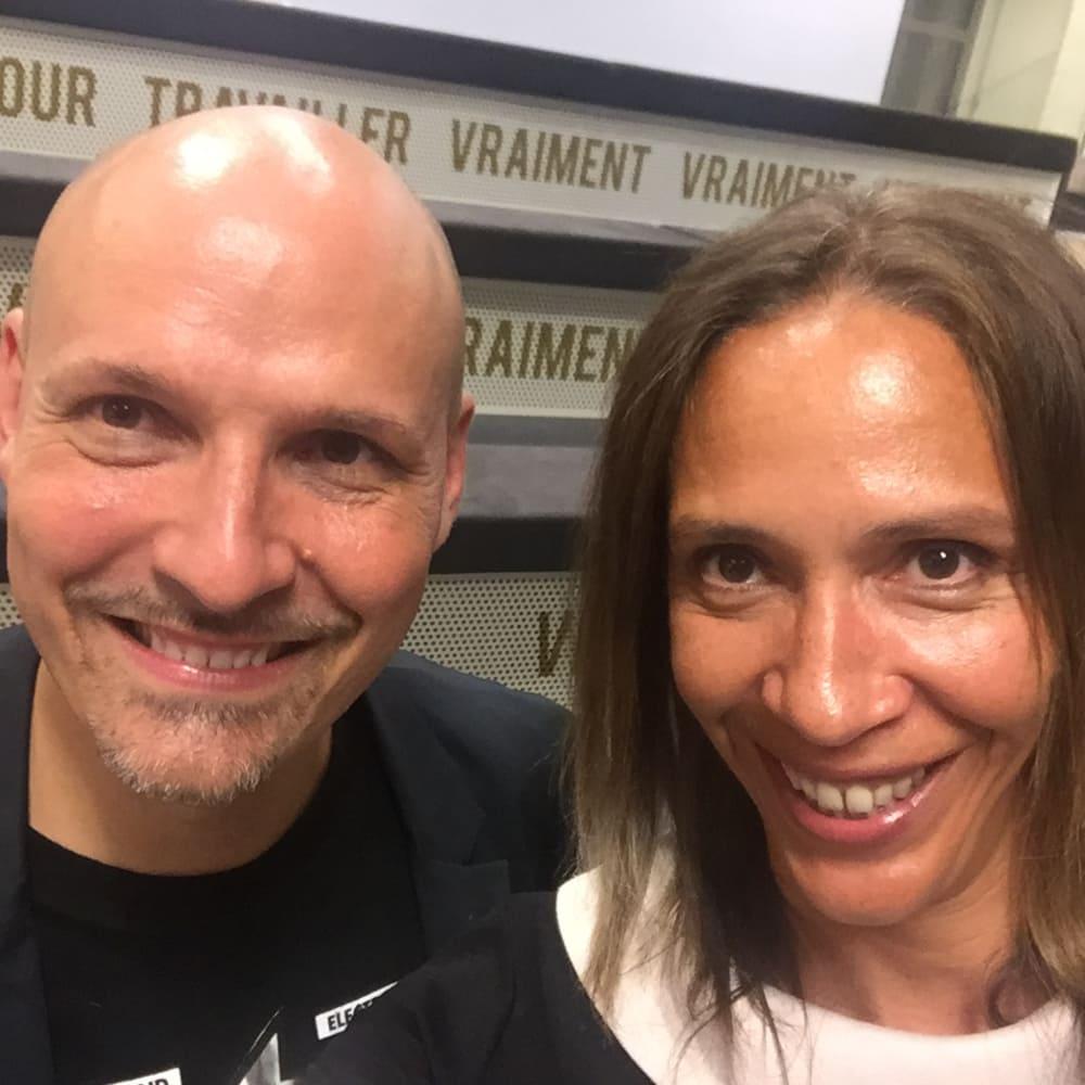 FLORENCE COTTIN-PERREAU & Yann Rousselot-Pailley