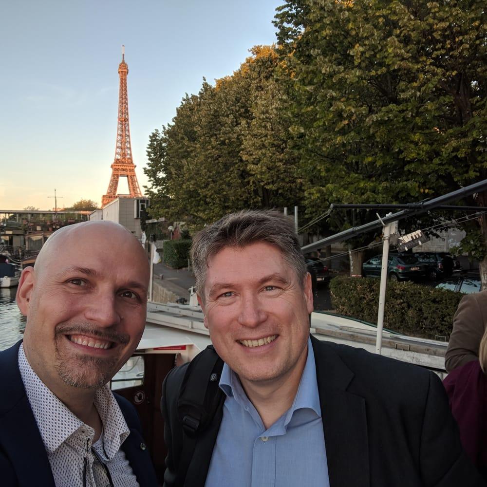 Yann Rousselot-Pailley & Gilles BOYER