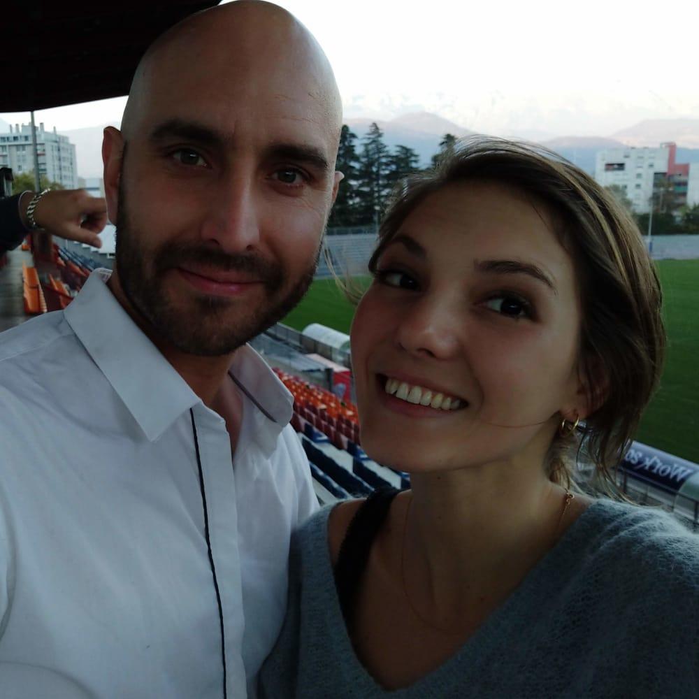 Emilie DONADON & Guillaume Attias