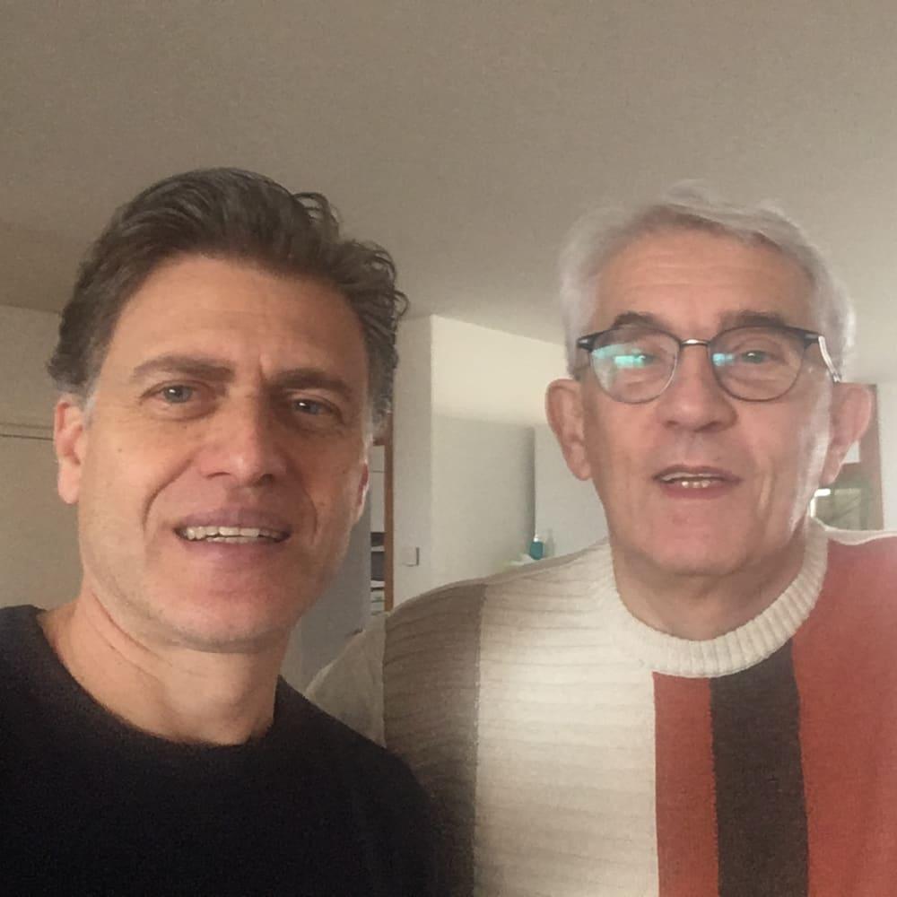 Claudio Interdonato & Gérard BESSON
