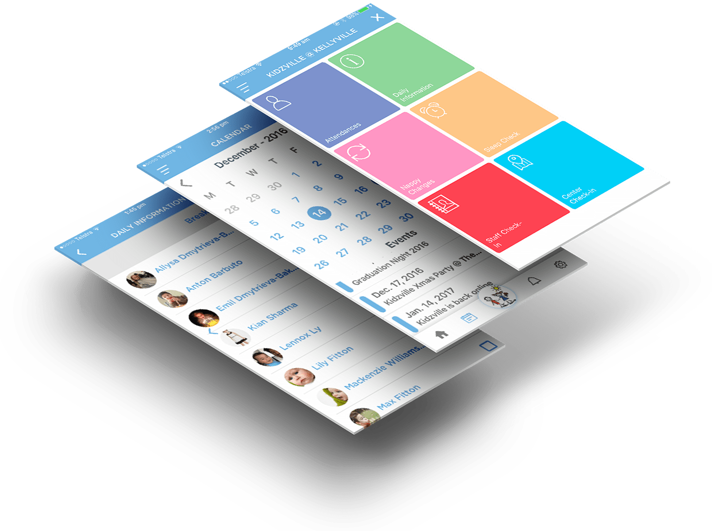 OWNA Childcare App