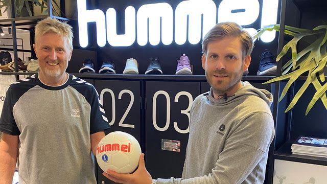 hummel og Norges Håndballforbund inngår partnerskap