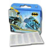 Batman plaster, 25 stk, flip flop boks