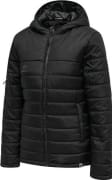 HMLNORTH QUILTED HOOD JACKET WOMAN