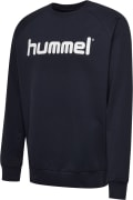 HMLGO COTTON LOGO SWEATSHIRT