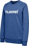 HMLGO COTTON WOMAN LOGO SWEATSHIRT