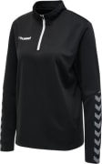 hmlAUTHENTIC HALF ZIP SWEATSHIRT WOMAN