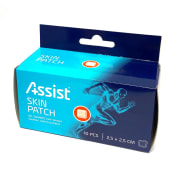 ASSIST BLISTER SKIN PADS, 10 PCS