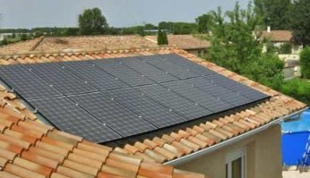 Owner of photovoltaïc panels ?