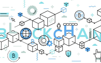 A for Apple, B for Blockchain