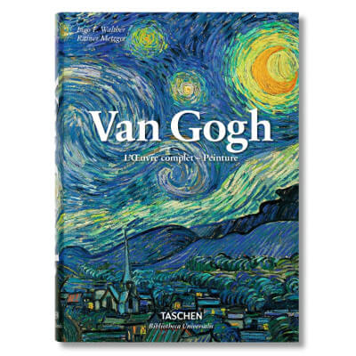 Van Gogh Paintings Book