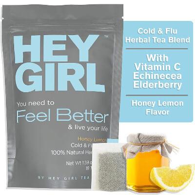 Hey Girl Immune Boosting Tea