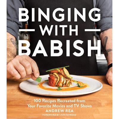 Cookbook - Binging with Babish