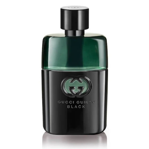 Gucci Guilty black for man