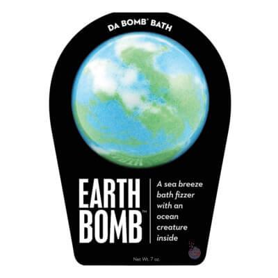 Earth Bath Bomb