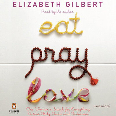 eat pray and love book