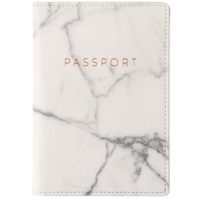 Travel Passport Cover Case