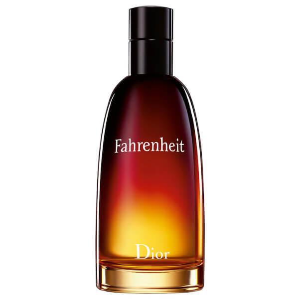 Fahrenheit Christian Dior fragrance