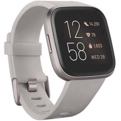 Fitbit Versa 2 Fitness Smartwatch for men