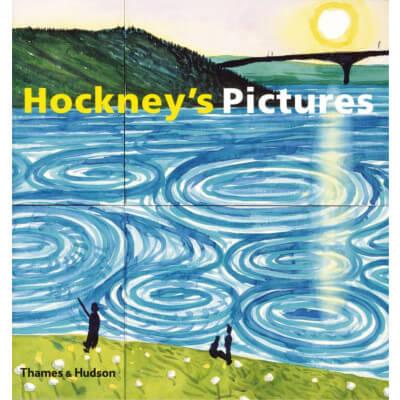 David Hockeny Painting Book