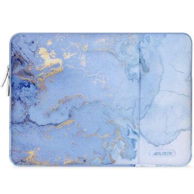 Blue Laptop Sleeve case