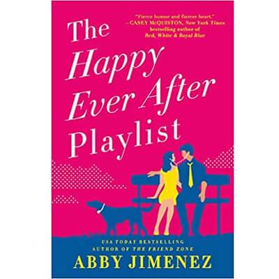 romance novel happy ever after playlist