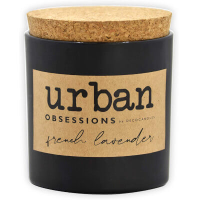 French Lavender Candle by Urban Obsession