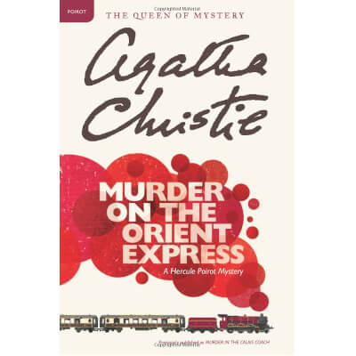 book Murder on the Orient Express by Agatha Christie