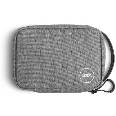 Electronic Accessories Travel Pouch uppr