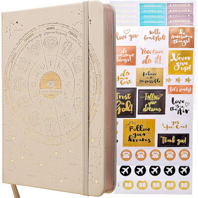 Law of Attraction Life Goal Planner