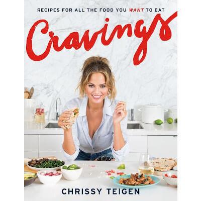 Cravings Chrissy Teigen Cookbook