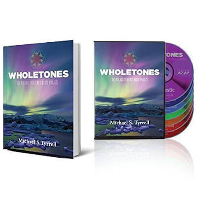 Wholetones Healing Frequency Music Project