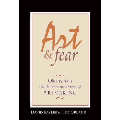 Art and fear artmaking book