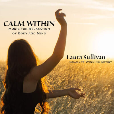 Music CD Relaxation of Body and Mind by Laura Sullivan