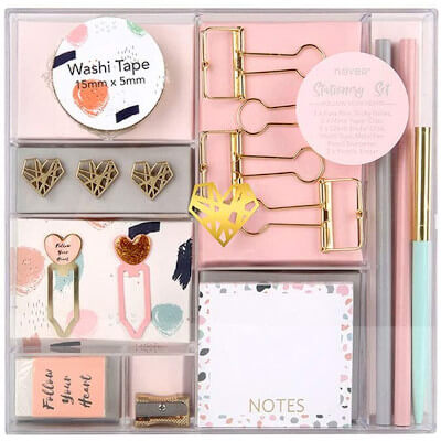 Cute Office Stationary Gift Kit